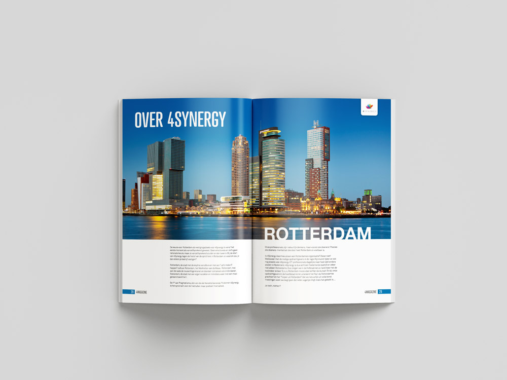 4synergy magazine view rotterdam