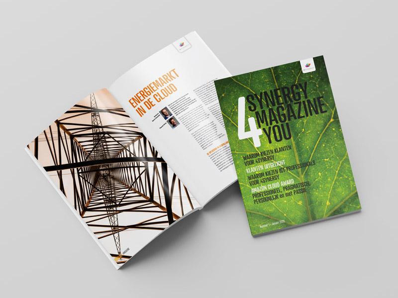 4synergy magazine view uitgelicht